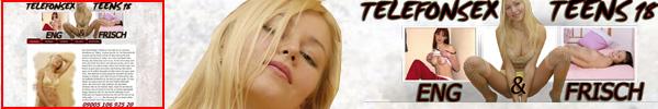 10 Telefonsex Teens 18+ - Enge Löcher und blutjunge Gören